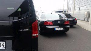 Business Van, Limousinen