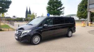 MB V Klasse Limousine / Business Van